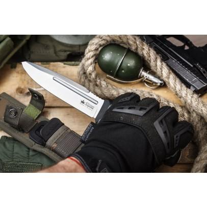 Боен нож Kizlyar Centurion AUS-8 Satin