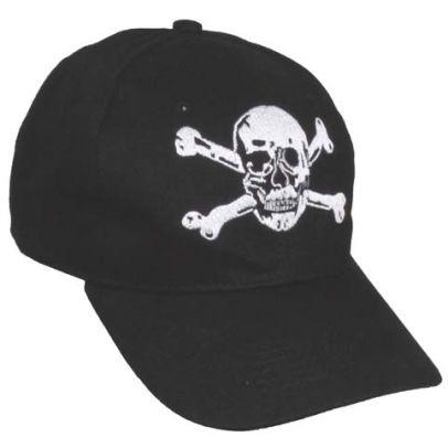 Бейзболна шапка с черепи кости 200718-01