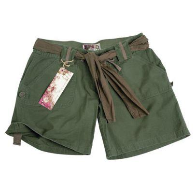 Дамски къс панталон 200913-01