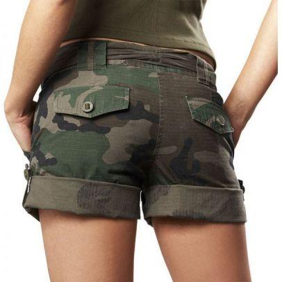 Дамски къс панталон Woodland 200914-01
