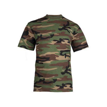 Детска камуфлажна тениска 200919-01
