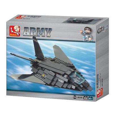 Конструктор Sluban Bomber Aircraft 201844-01
