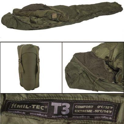 Спален чувал Tactical 3 202358-01