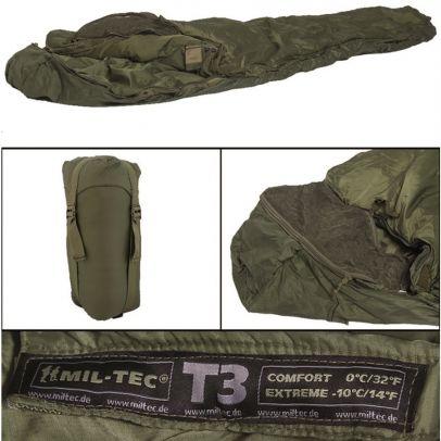Спален чувал Tactical 2 202357-01