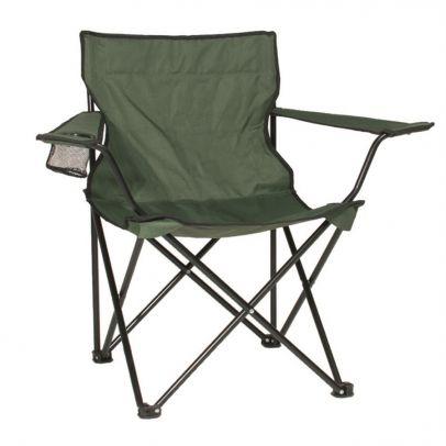 Сгъваем къмпинг стол с подлакътници Relax 203038-01