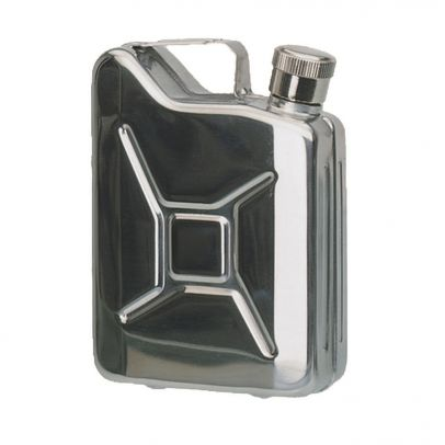 Джобна бутилка JERRY CAN`S 170 ML 202205-01