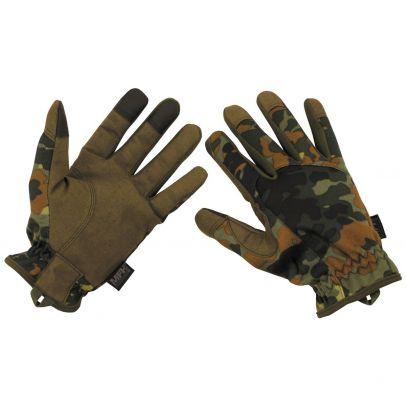 Тактически ръкавици Lightweight BW camo 204930-01