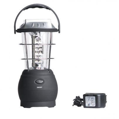 Къмпинг лампа с 3 начина на зареждане 202977-01