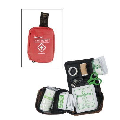 Лична аптечка Miltec RED mini 204660-01