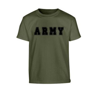 Детска тениска ARMY 201877-01