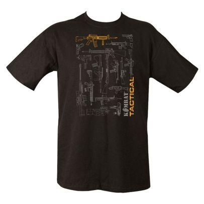 Тениска Tactical Gun 202175-01