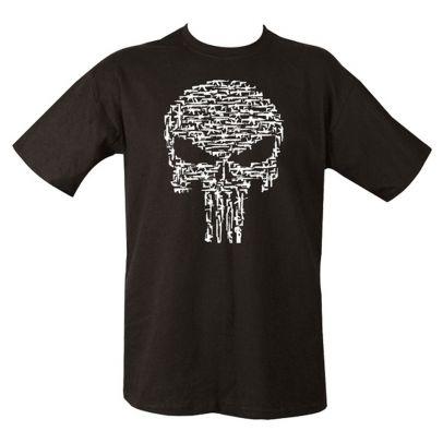 Тениска Skull Guns 202176-01