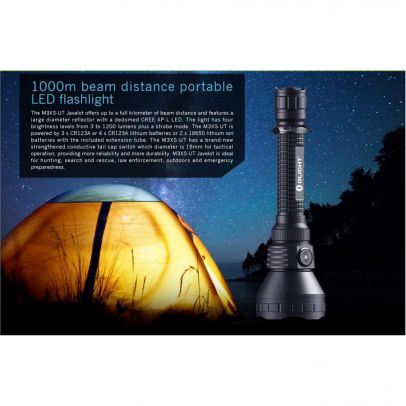 Фенер Olight M3XS-UT Javelot 1200lm 202714-01