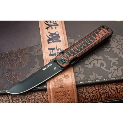 Сгъваем нож Kizlyar Whisper D2 BT 201456-01