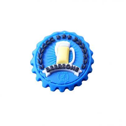 Гумена нашивка Beerzone 202754-01