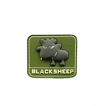 Гумена нашивка Little BlackSheep 202762-01