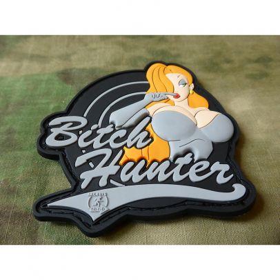 Гумена нашивка Bitch Hunter 202769-01