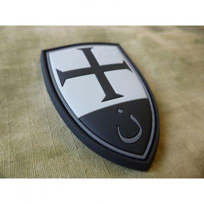 Гумена нашивка Crusader Shield 202779-01