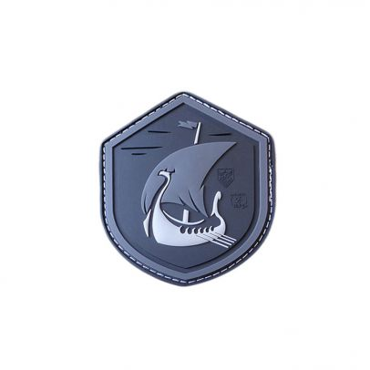 Гумена нашивка Dragonship at Night 202776-01
