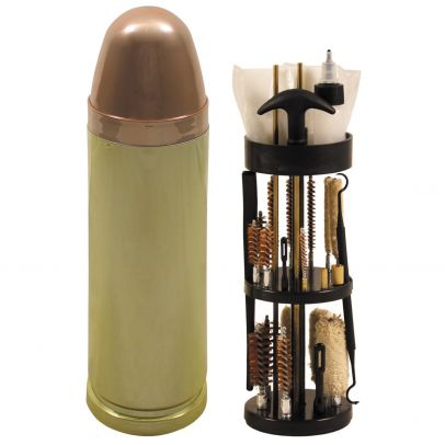 Комплект за почистване на оръжие MFH Bullet 204401-01