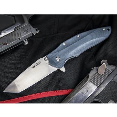 Сгъваем нож Kizlyar Zorg-Aus8-S 201964-01