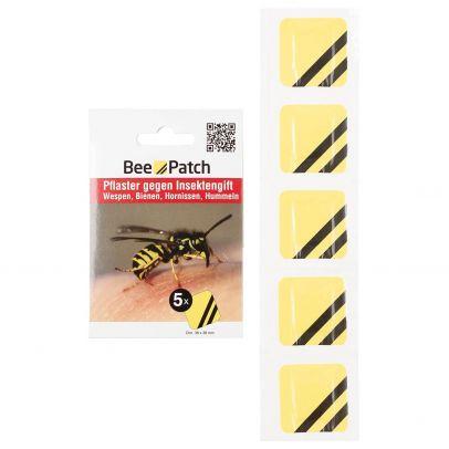 Лепенки за третиране на ужилване от оси и пчели 204399-01