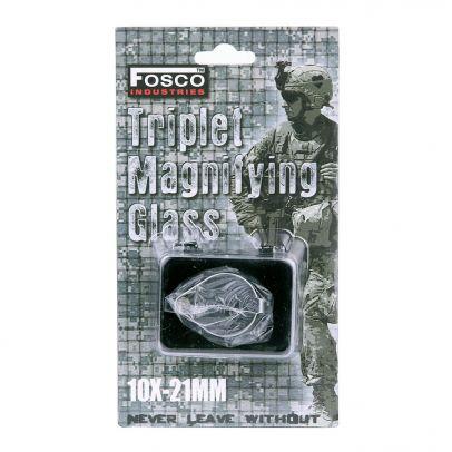 Увеличителна лупа с предпазител Fosco 204668-01