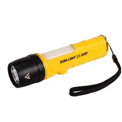 Фенер Mactronic DURA LIGHT 2.2 400lm + COB 170lm 202103-01