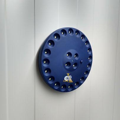 Къмпинг лампа с дистанционно 24 LED 204716-01