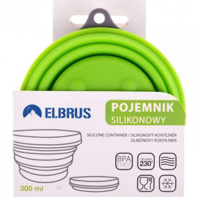 Сгъваема кутия за храна Elbrus 200 ml 202709-01