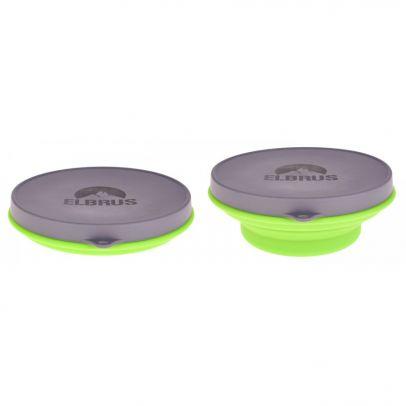 Сгъваема кутия за храна Elbrus 500 ml 202710-01