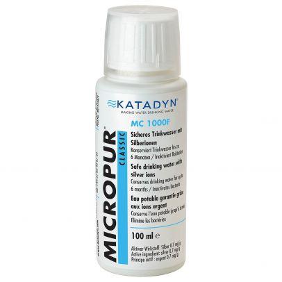 Препарат за съхранение на вода Katadyn MICROPUR 100ml 204646-01