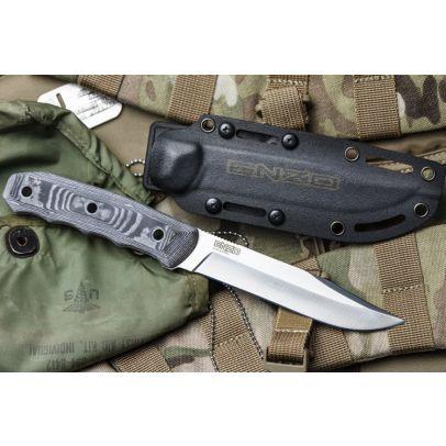 Тактически нож Kizlyar Enzo-Aus8-S G10 201441-01