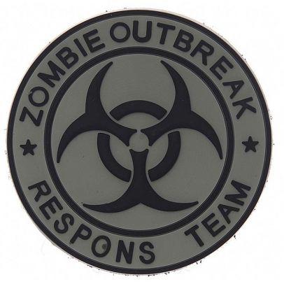Нашивка Zombie Outbreak Team 203502-01