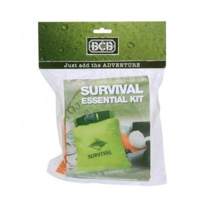 Комплект за оцеляване BCB Essential Kit 204194-01