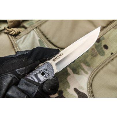Тактически нож Kizlyar Echo-Aus8-S G10 201440-01