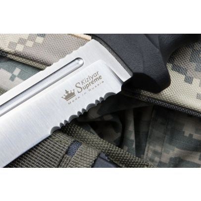 Боен нож Kizlyar Dominus AUS-8 Satin 201439-01