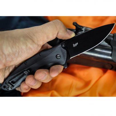 Сгъваем нож Kizlyar Zedd AUS8 BT 202191-01