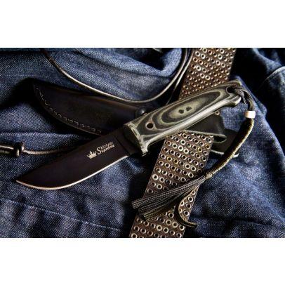 Тактически нож Kizlyar Nikki Aus-8 BT 201451-01