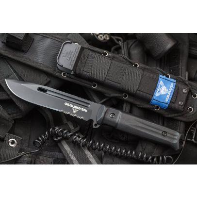 Тактически нож Kizlyar Feldjaeger AUS-8 BT 201444-01