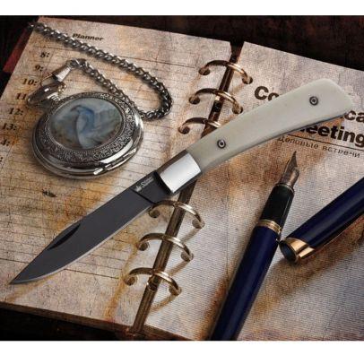 Сгъваем нож Kizlyar Gent Bone 201054-01