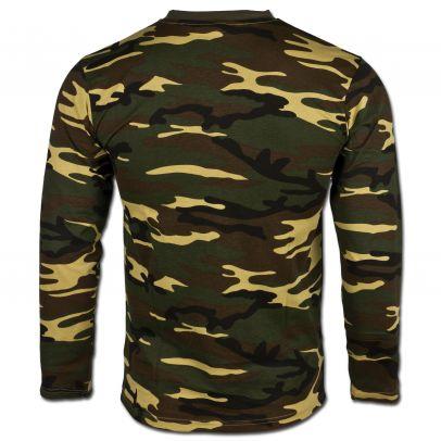 Блуза с дълъг ръкав Mil-Tec 200576-010