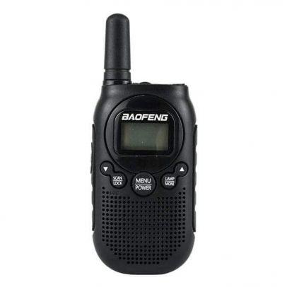 Еднобандова мини радиостанция Baofeng BF-T6 300500-01