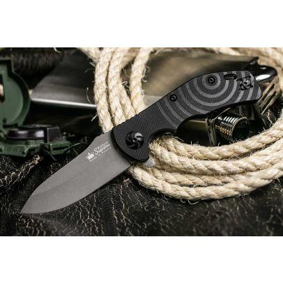 Сгъваем нож Kizlyar Bloke X Sleipner TacWash 202284-01