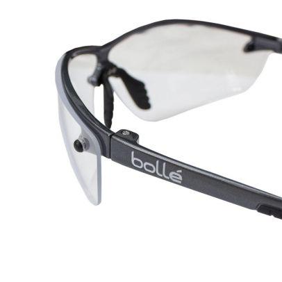 Предпазни очила Bolle SILIUM+ тъмно стъкло 201776-01