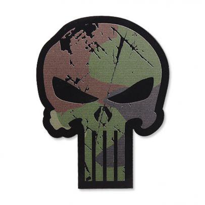 Нашивка Punisher Skull woodland 202435-01
