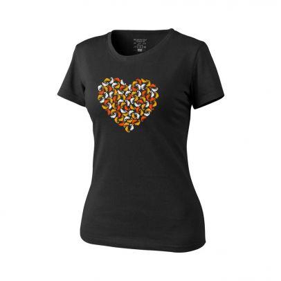 Дамска тениска Chameleon Heart 202497-01