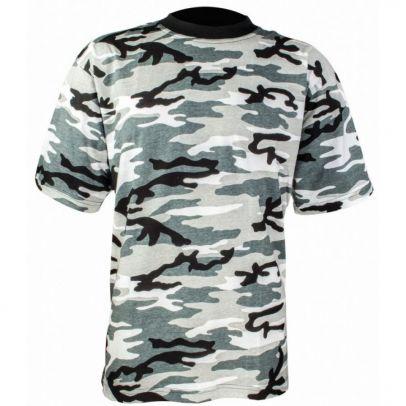 Детска тениска Highlander намален цвят urban 201380-01