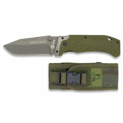 Сгъваем нож K25 19660 202676-01