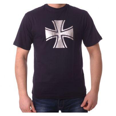 Тениска с железен кръст 200186-01